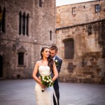 Laura and Doug's Intimate Barcelona Elopement