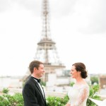 Becky and Sean's Dazzling Paris Elopement