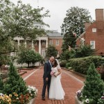 Dana and Gunnar's Annapolis Courthouse Wedding Ceremony