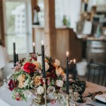 Romantic Victoria, BC Farm Styled Shoot