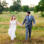 Jenny and Mike's Austin Botanical Garden Wedding