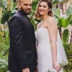 Megan and Steve's Hollywood Hotel Wedding
