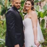 Megan and Steve's Hollywood Hotel Wedding