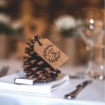 10 Winter Wedding Favors