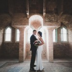 Nadia and Casey's Barcelona Elopement