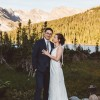 Carlotta and Dana's Breathtaking Colorado Elopement