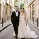 Ellie and Robert's Paris Wedding at the Shangri-La
