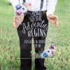 10 Fabulous Wedding Signs