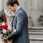 Jacob and Sara's $1,500 Courthouse Elopement