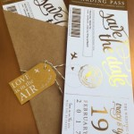 10 Trendy Destination Wedding Invites