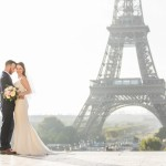 Sara and Matt's Elegant Paris Elopement