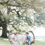 Romantic Texas Styled Elopement