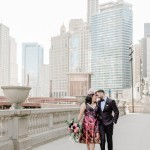 Quentin and Huan's Chicago City Hall Elopement
