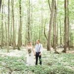 Zeke and Kelly's Idyllic Manitoulin Island Cottage Wedding