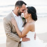 Yvan and Marco's Beach Wedding in Mexico