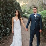 Katie and Ethan's California Garden Wedding