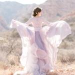 Color Inspiration: Lovely Lavender Wedding Details