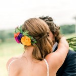 Flowers in Your Hair: Gorgeous Floral & Greenery Bridal Hairstyle Inspiration