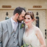 Angela and Kevin's Intimate Texas Winery Wedding