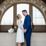 Jacquelyn and Ethan's San Francisco City Hall Elopement