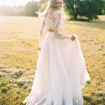 2019 Brides, You MUST See These Chiffon Wedding Dresses and Bridal Separates