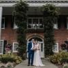 Jamie and Terence's Elegant Intimate Wedding in Ohio