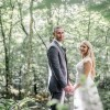 Sarah and Benjamin's Simple Smoky Mountain Elopement