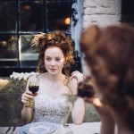 Moody and Mysterious Styled Shoot