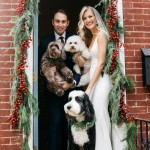 Justine and Kyle's Enchanting Restaurant Wedding in Philadelphia