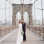 Marie and Charles' Manhattan City Hall Wedding