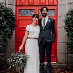 Julie and Robert's North Carolina Restaurant Wedding