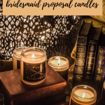 These Harry Potter Bridesmaid Proposal Candles Are Positively Magical