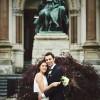 Alexa and Chris' City Hall Wedding in Jersey City