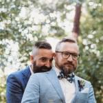 Griffin and Philip's Connecticut Restaurant Wedding