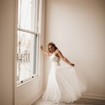 Minimalist Studio Styled Shoot