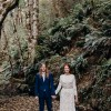 Meghan and Trevor's Simply Stunning Fort Bragg Elopement