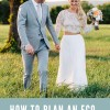 Green Weddings: 10 Ideas for an Eco-Friendly Wedding