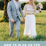 Green Weddings: 10 Ideas for an Eco-Friendly Wedding
