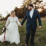 Lauren and Caleb's $7,500 Missouri Barn Wedding