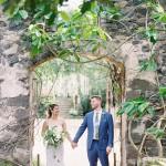 Michelle & Joshua's Intimate Wedding at Haiku Mill