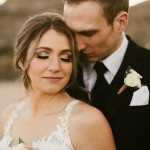 Chelsea and Nathan's Offbeat $5,000 Las Vegas Elopement
