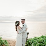 These Dreamy Beach Wedding Ceremony Photos Are Sure to Inspire