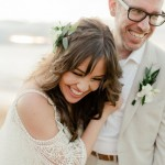 Sara and Jason's Boho Wedding in Maui