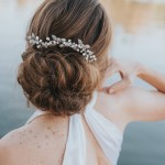 10 Dainty and Elegant Bridal Hairpieces From Etsy