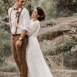 Rugged Elegance Texas Styled Shoot