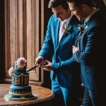 You HAVE to See These Insanely Stylish Wedding Cakes