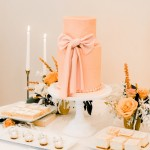 Cake and Bubbly Styled Shoot