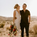 Janice and Austin's Pioneertown Wedding