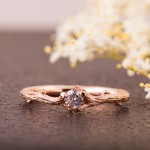 These Nature-Inspired Engagement Rings From Etsy Will Take Your Breath Away