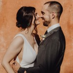 Rachael and Nicholas' Intimate Wedding in Rome
